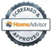 HomeAdvisor Screened and Apropved