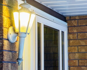 light-on-porch